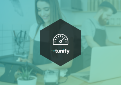 Tunify- MyTunify Beheer cover